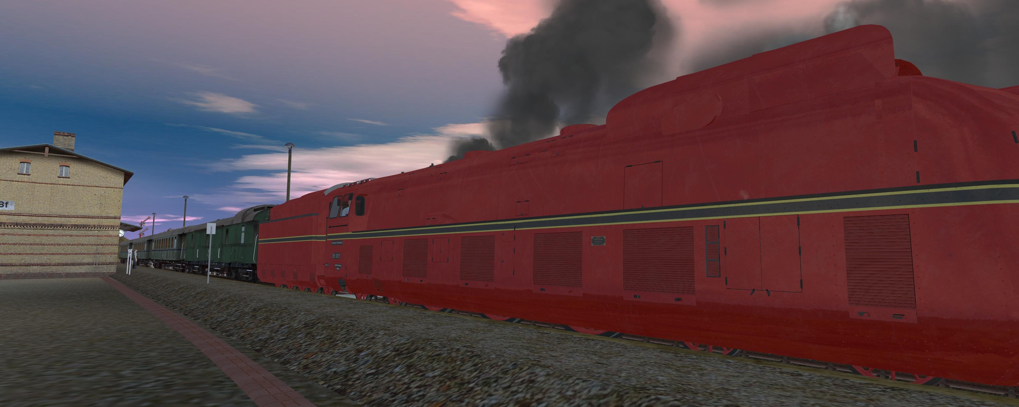 3DZUG - Class 05 (DRG)